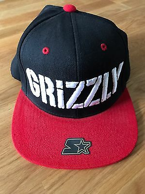 Snapback Cap Grizzly Starter