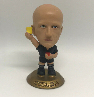 Corinthian Microstars Collina MC2966 Gold Base Collectable Referee
