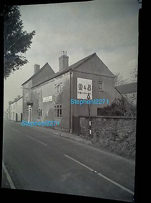 Orig Negative No.2 Chequers Inn ULLESTHORPE Rugby Lutterworth Leicester Hinckley