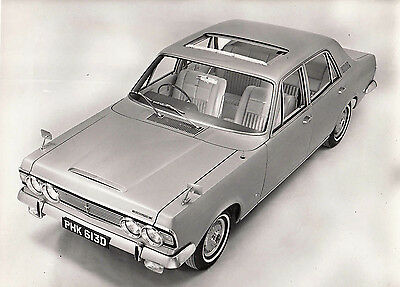 Ford Executive Saloon Period Photograph.