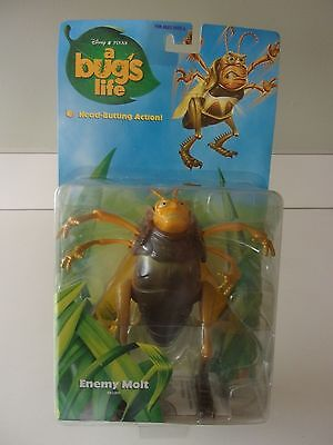 Disney Pixar A Bugs Life Enemy Molt Figure 1998