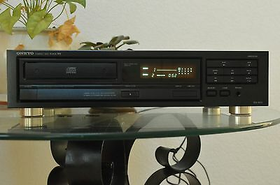 Onkyo DX-1400 Single CD Compact Disc Audio Player Excellent Sound 1990 JAPAN