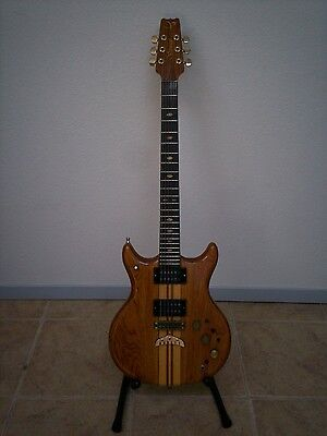 1980 Vantage VA900 Made in Japan  MIJ  Matsumoku Neck-thru Guitar  RARE  LOOK!!!