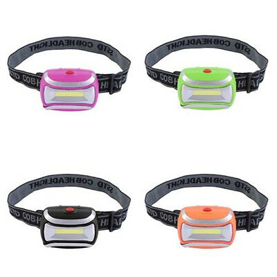 Hiking Fishing 5W LED Headlight Headlamp Torch Head Lamp 3 Modes Lighting LED