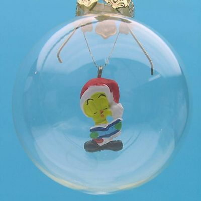 TWEETY BIRD HAND BLOWN GLASS MADE Xmas GIFT WB ORNAMENT Looney Tunes WARNER BROS