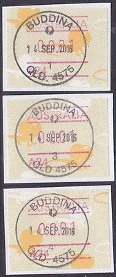 *queensland Rubber Postmarks.buddina.(3).2016.*