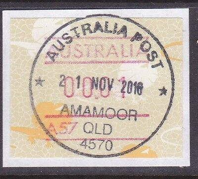 *queensland Rubber Postmarks.amamoor.2016.*