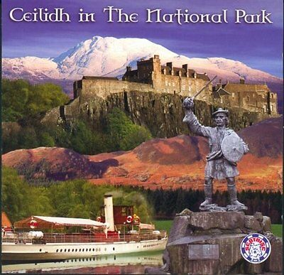Ceilidh in the National Park Audio CD