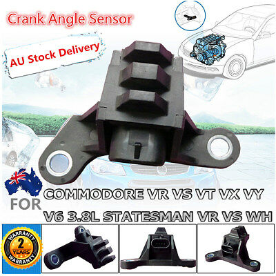 Engine Crank Angle Sensor For Holden Commodore V6 VT VU VX VY 3.8L #10456161 CAS