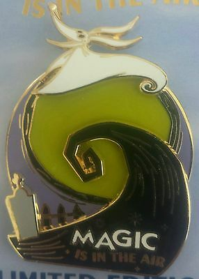 Disney ZERO Nightmare Before Christmas MAGIC is in the AIR   SERIES LE  Pin