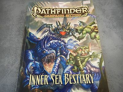 Pathfinder Player Campaign Setting - Inner Sea Bestiary