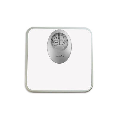 Terraillon Mechanical Bathroom Scale With Mag Disp Black 120kg