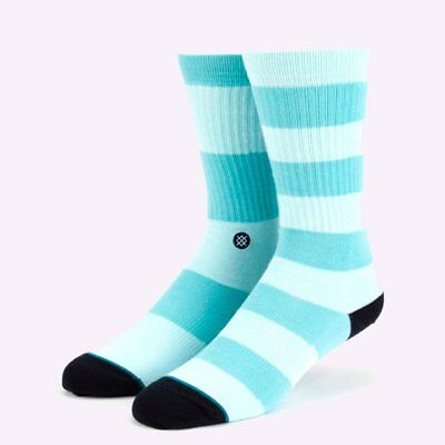 New Stance Socks - Crew - Cadet 2 Blue from The WOD Life