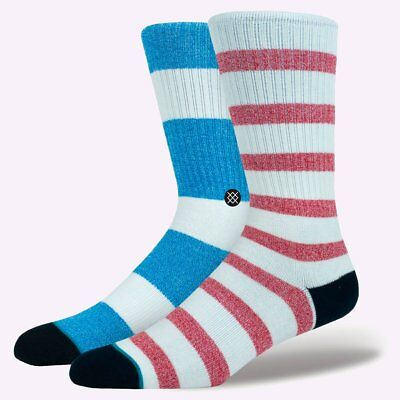 New Stance Socks - Crew - Starboard from The WOD Life