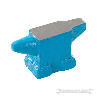 Silverline Small Mini Anvil 475g Jewellery Making Shaping Striking 595565