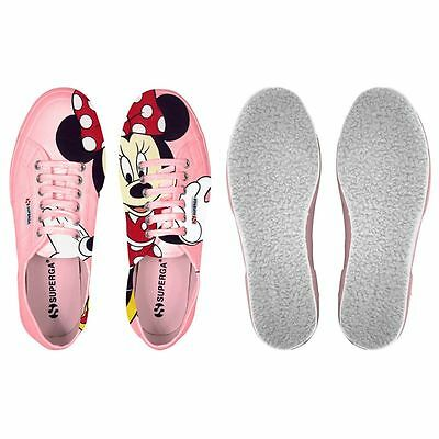 SUPERGA CARTOON 2750 DISNEY MINNIECOTJ SCARPA bambina MINNIE F15 pink jr S002EB0