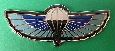 RHODESIA SAS SPECIAL FORCES PARA WING AFRICA SF metal commemorative WINGS