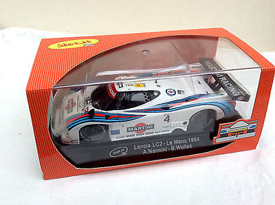 SLOT.IT 1/32 SICA08C Lancia LC2 Le Mans 1984  NANNINI / WOLLEK   BOXED