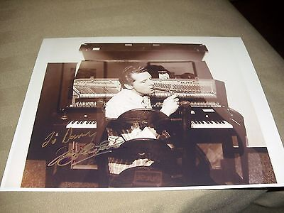 Jerry Lee Lewis Autographed Photo.....