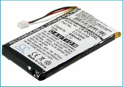 Battery Cell For CE RoHS Apple iPOD 3th Generation iPod 20GB 850 mAh