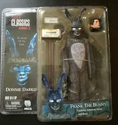 Donnie Darko Frank Bunny Action figure collectible cult classic II NECA