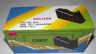 Heavey Duty Tape Dispenser T20031 Desktop Office Sellotape