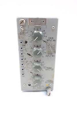 Bailey 6620255A24 Summer Plus Adj. Bias Controller