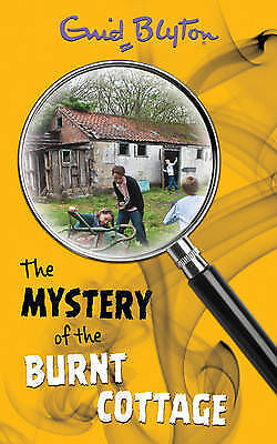 The Mystery of the Burnt Cottage by Enid Blyton New Book (Paperback)