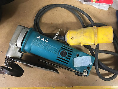 110v makita JS1600 metal shears lot tt070617