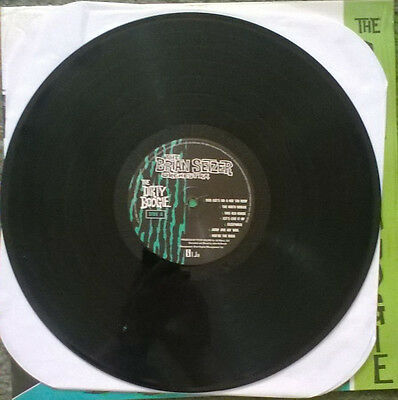 """the brian setzer orchestra -the dirty boogie,very rare 12"""" lp,unplayed!"""