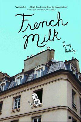French Milk by Lucy Knisley 9781416575344 (Paperback, 2009)