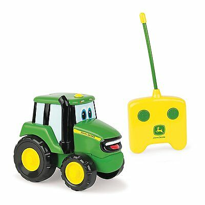 TOMY RC Johnny Tractor Remote Control Farm Toy New in Box