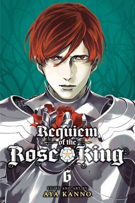 Requiem of the Rose King: Vol. 6 by Aya Kanno 9781421592688 (Paperback, 2017)