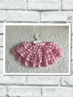 Baby Girls Clothes - Pretty Newborn Tutu Skirt -