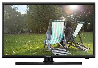 "SAMSUNG T24E310 24"" LED LCD TV MONITOR FREEVIEW HD READY HDMI x 2 SCART USB"
