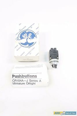 New General Electric Ge Cr104B522 3 Position Selector Switch D564639