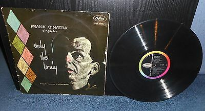 "12"" LP 33rpm Frank Sinatra - Sings For Only The Lonely"
