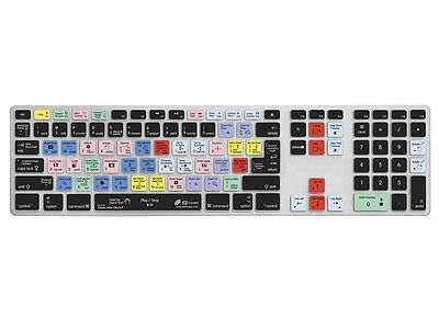 After Effects Keyboard Cover for Apple Ultra-Thin Keyboard w/ Num Pad