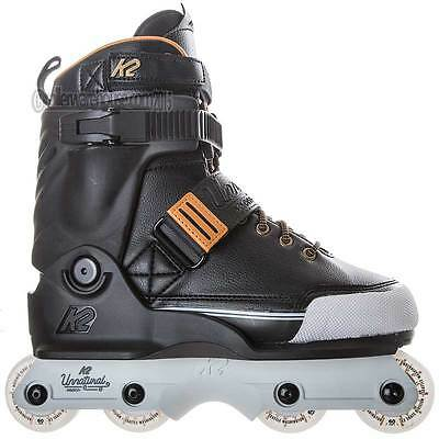 K2 Unnatural Aggressive Inline Skates Mens 7.0 NEW Rollerblades