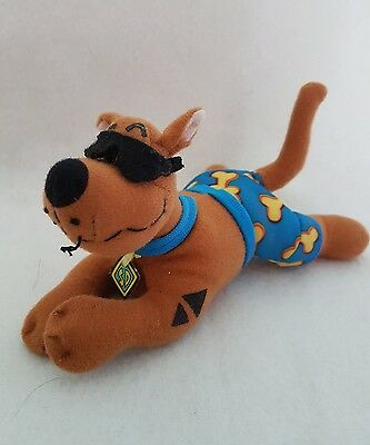 New Scooby Doo Mr cool Soft Cuddly Soft Plush Toy