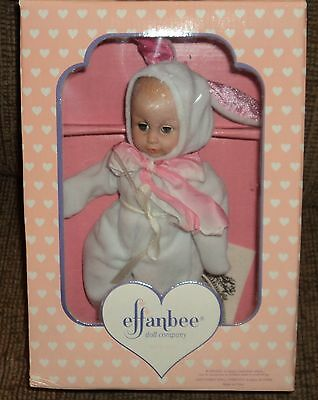 BUNNY BABY by EFFANBEE (NO. 2127) - Very Good with Box