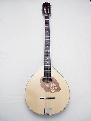 Beautiful sounding Electro Acoustic Bouzouki in superb playing order & condition
