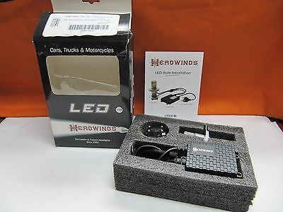 Headwinds Led Bulb 9003 H-4 25/50W 12-24 Volt (Qty 1) Nos