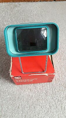 Viscount viewer, slide viwer with original box and instructions