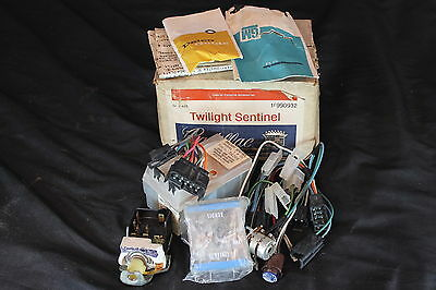 71 72 73 Cadillac Deville Eldorado Fleetwood Twilight Sentinel Lighting Kit NOS