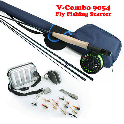 MaxCatch Fly-Combo 9054