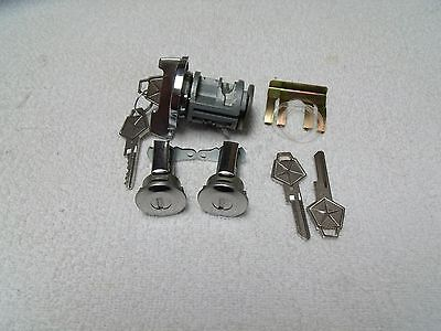 Dodge 1978 1979 78 79 Little Lil Red Express Door Ignition Lock 72-82 Truck Car