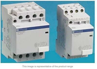 TeSys GC 3 Pole Contactor, 63 A, 240 V ac Coil- New in Box