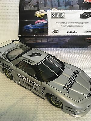 2003 Jeff Gordon Iroc Extreme Action 1/24 Die cast With Box.