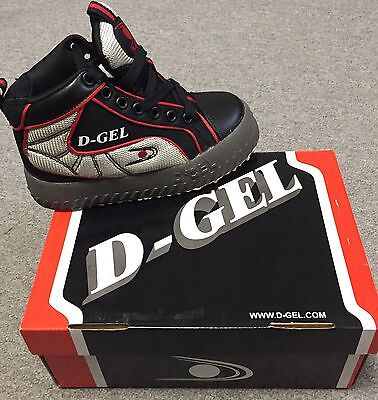 Brand New D-GEL Broomball Ice Shoes Gripper Tractor Any Sz 2-14 JR SR